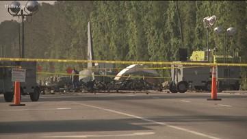 Officials: Savannah military plane crash caused by 'pilot error'