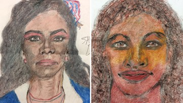 FBI releases sketches of Savannah victims possibly connected to self-professed serial killer