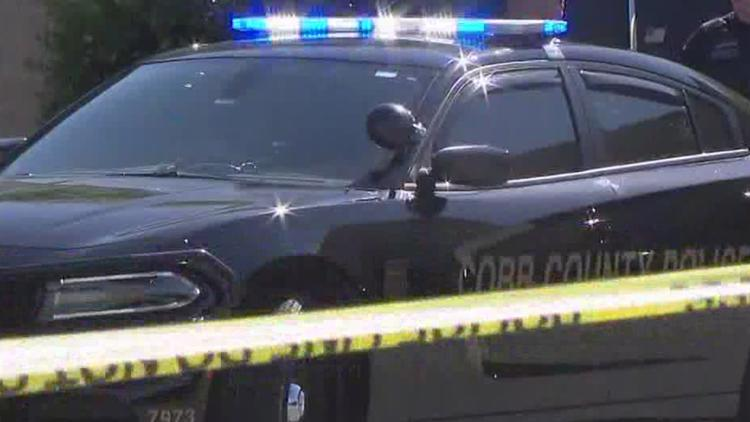 2 hurt by gunfire at Marietta home, police say