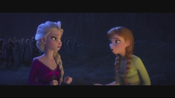 'Frozen 2' animator dishes on sequel (FULL INTERVIEW)