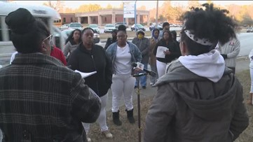 Group supports community in wake of shooting where teen is accused of killing classmate