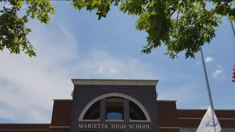 Marietta schools implement changes after CDC study showed how COVID clusters spread