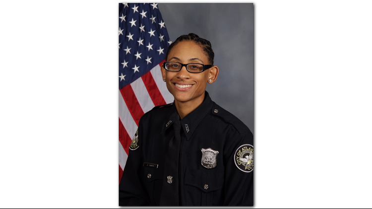 Atlanta Police Officer Dejoira Phillips