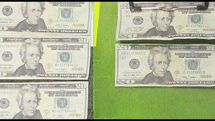 Fake money leads to three arrests in Athens | 11alive com