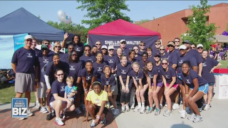 The Extra Mile: Snellings Walters Insurance Agency