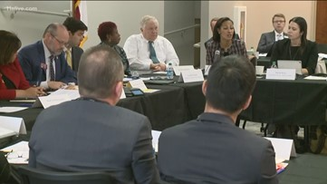 State commission discuss Georgia's voting system