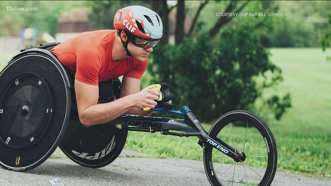 Paralympian looking for gold in Tokyo will stop in Atlanta for AJC Peachtree Road Race