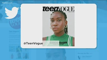 Coco Gauff on cover of 'Teen Vogue' special issue ahead of US Open