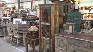Local antiques market celebrates 16 years in Forsyth County