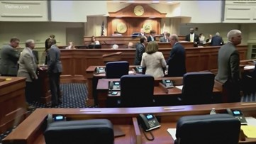 Alabama's abortion bill named strictest abortion bill in the nation