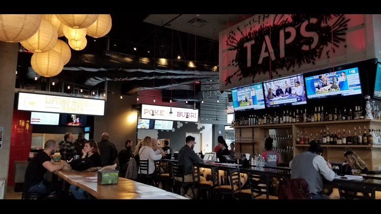 Ph'east at Battery offers unique mix of Asian cuisines