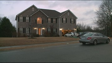 Man, woman found dead in Hall County home