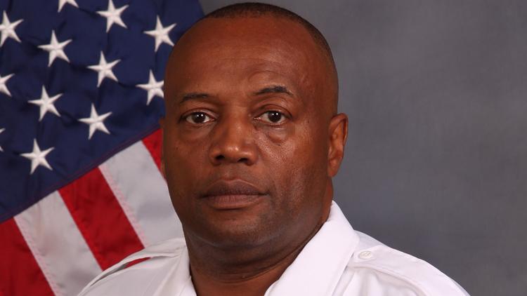 Atlanta Fire Capt. Cecil Level
