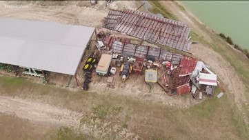 Farmers concerned about lack of disaster relief after Hurricane Michael