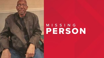 Mattie's Call for missing DeKalb Alzheimer's patient