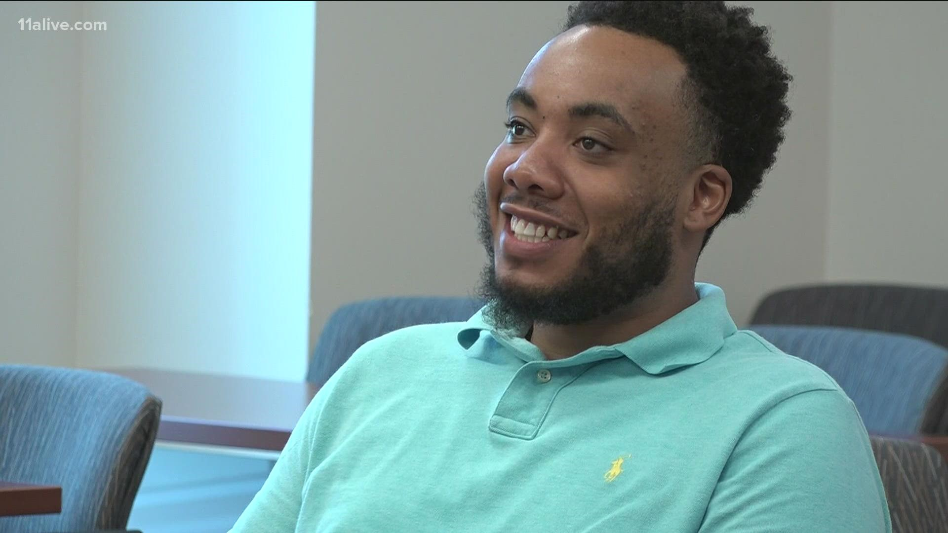 """WATCH: """"Call Me Mister"""" Program at Kennesaw State University Aims to Create Pathway for Black Men to Become Teachers"""