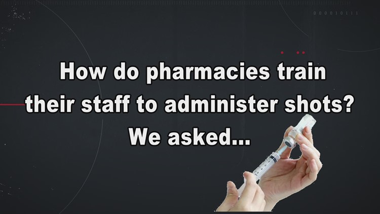 50% of SIRVA complaints from pharmacy given shots