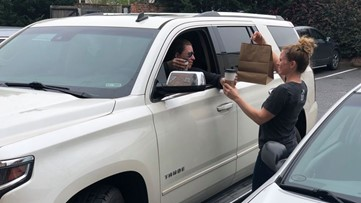 Need some comfort food while you're cooped up? | Curbside service for the non-cook in Cumming