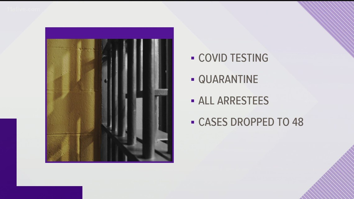 New COVID-19 protocols in place at Henry County jail after 2 deaths, 60 recent cases