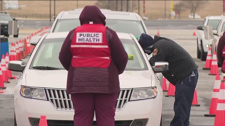Cobb & Douglas Public Health to open new drive-thru COVID-19 vaccine facility at Arbor Place Mall
