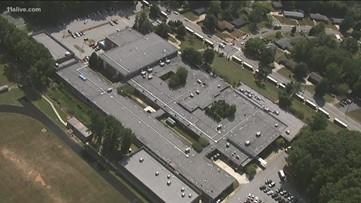 Students found with loaded gun at metro Atlanta high school