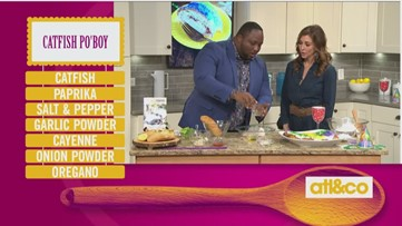 Mardi Gras Cooking with Chef Jernard Wells