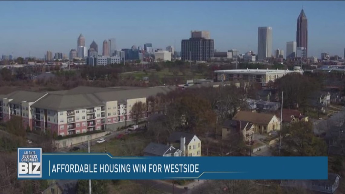 Affordable housing win for the Westside