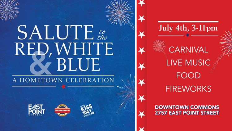 Salute to the Red, White & Blue: A Hometown Celebration