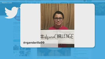 Boy wants to spread kindness after El Paso tragedy