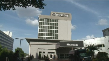 Sheraton Hotel to delay opening after Legionnaires' outbreak