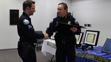Roswell Sergeant stripped of rank after 11Alive Investigation