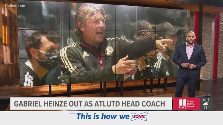 Gabriel Heinze fired as Atlanta United coach after eight matches without a win