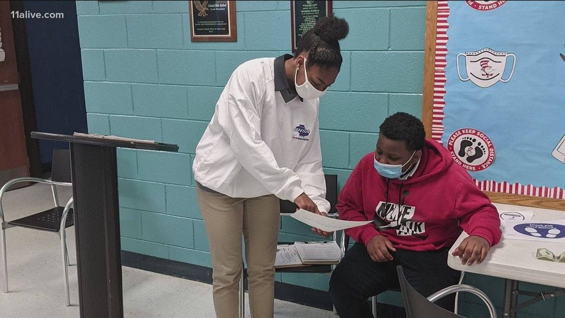 9K students will receive help after Kemp announces Boys & Girls Club will receive $15M