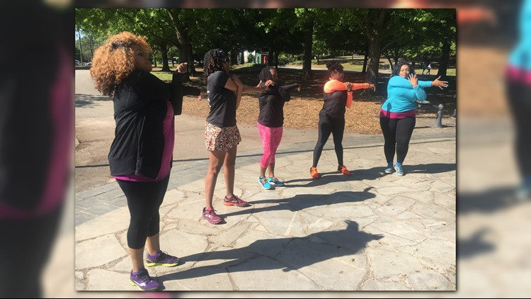 "Atlanta's ""Plus Strut"" on Saturday will be will be the first 5K designed for plus-sized women."