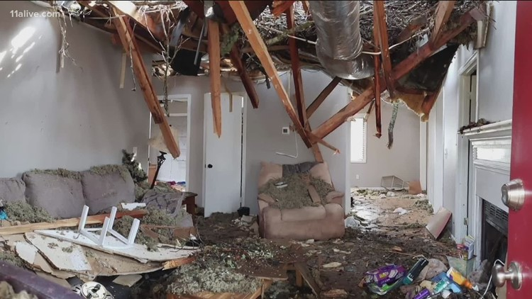 Coweta County approves RV's as temporary homes for tornado victims, seeking volunteers
