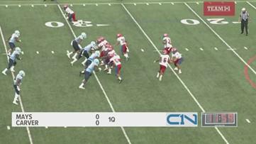 Mays beats Carver (Ala.) 49-21 in the Cam Newton C1N Football Showcase
