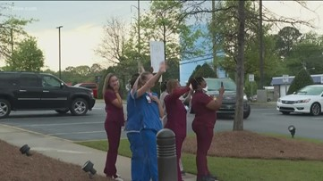 America's heroes are wearing scrubs, company donates masks to help fight against coronavirus
