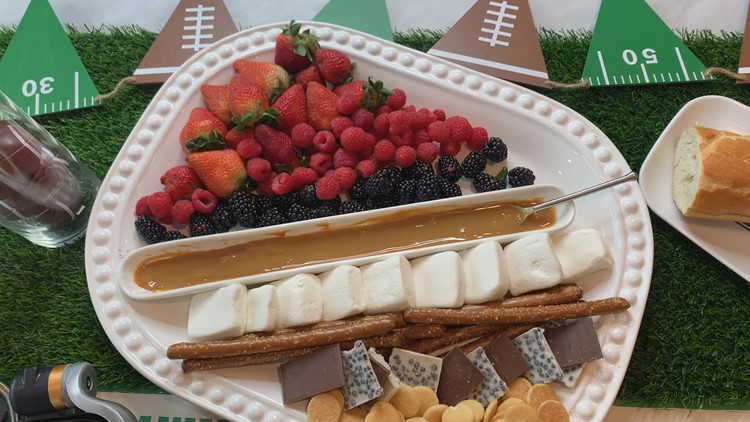 Game Day Recipes with Michelle Lee