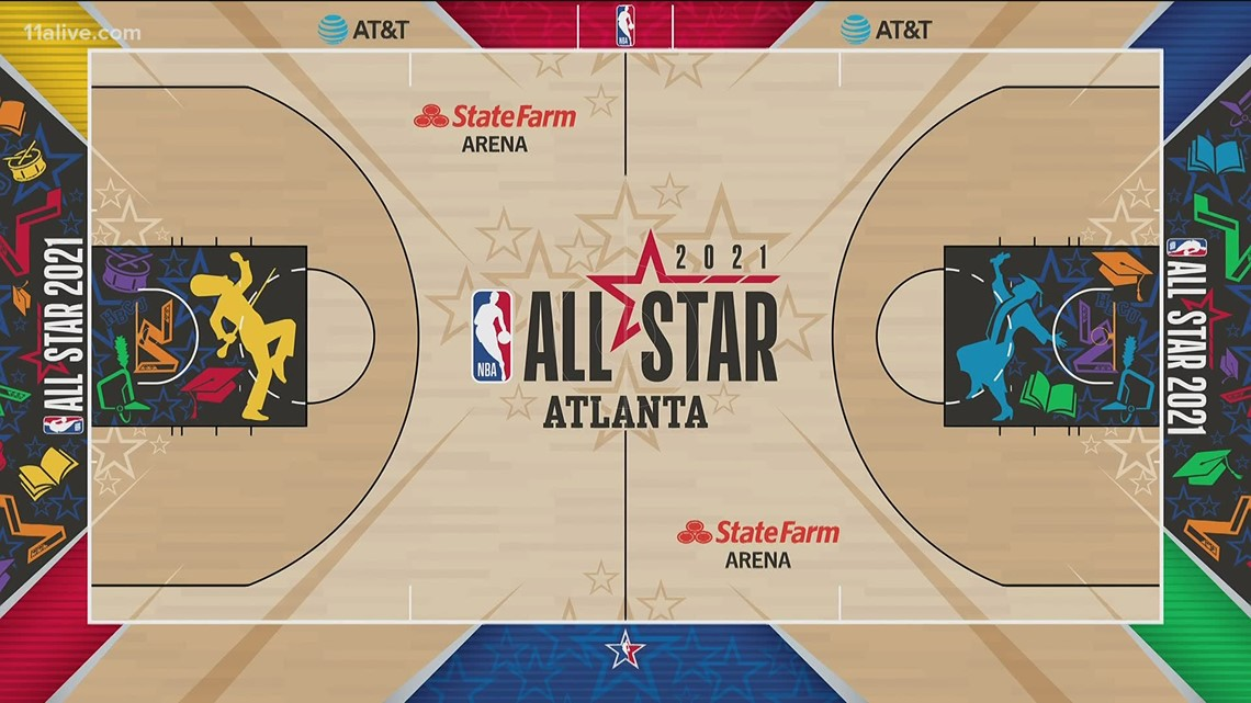 HBCU pride during NBA All Star weekend 2021