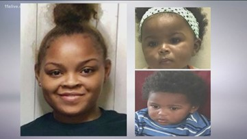 Missing babies out of Monroe, Georgia found in New York