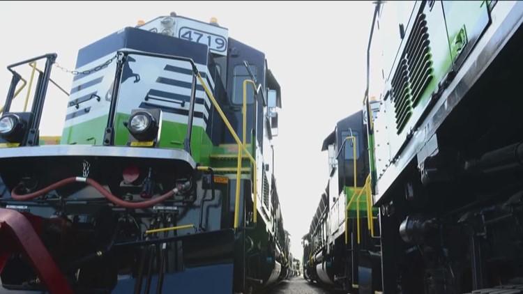 Norfolk Southern announces HQ move to Atlanta