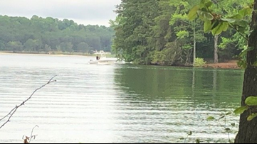 Body of 61-year-old man pulled from Lake Lanier
