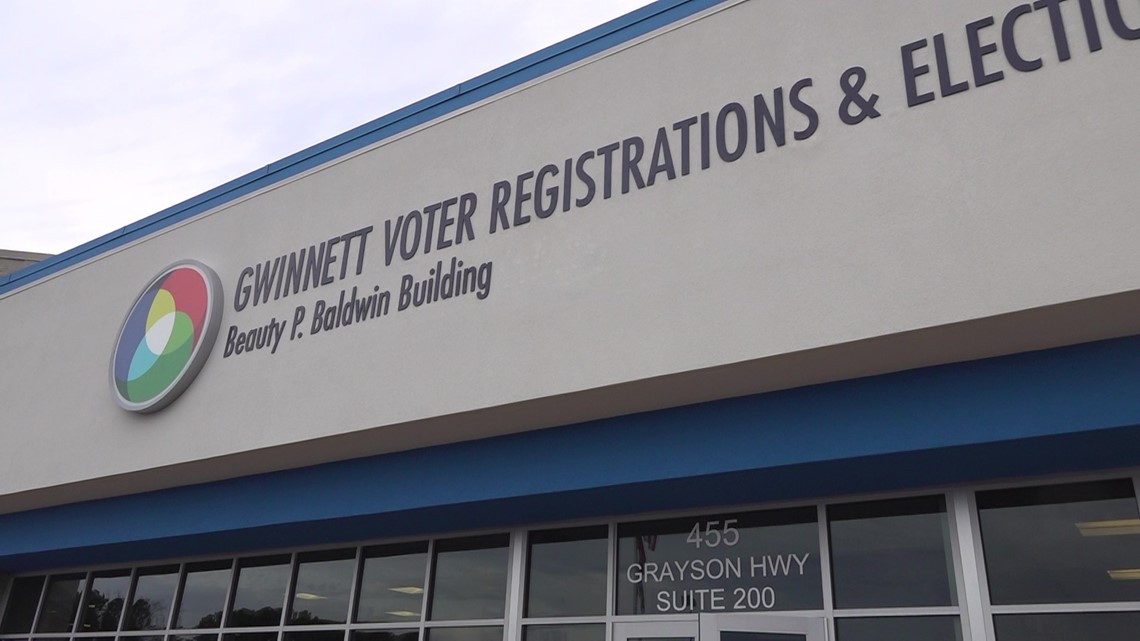 Gwinnett election office named after Georgia's first female black school superintendent