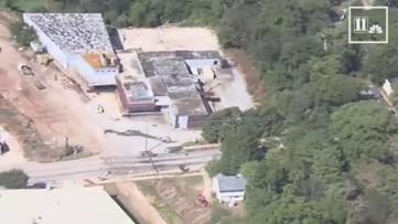 Ammonia leak in Grant Park closes Boulevard