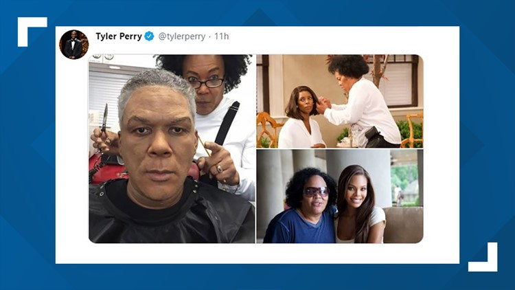 Tyler Perry loses longtime crew member to COVID-19, begs black people to 'take this seriously'