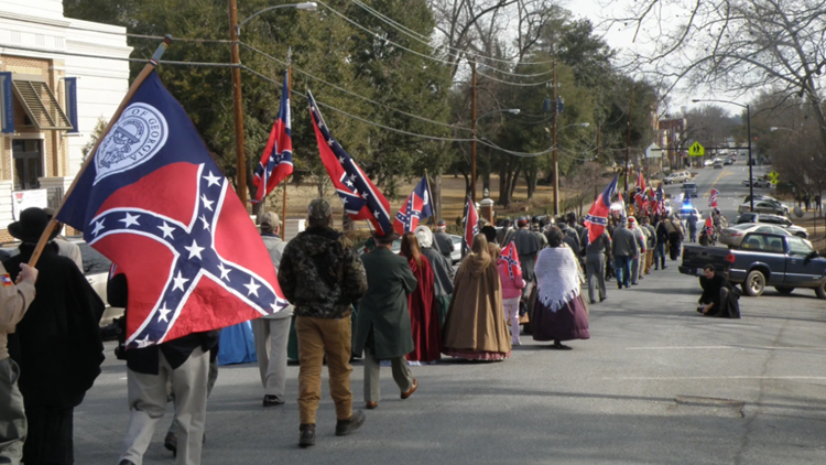 Longstanding parade canceled following lawsuit against Alpharetta