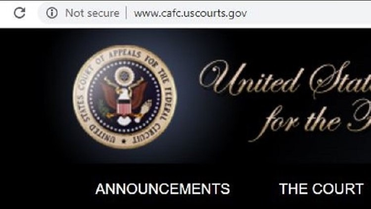 U.S. Court of Appeals for the Federal Circuit website