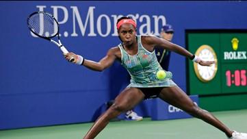 Coco Gauff wins again at US Open