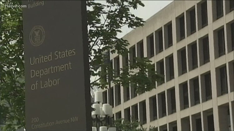 Unemployment numbers show decrease nationwide