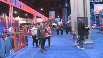 Veterans, active-duty military can visit Super Bowl Experience free on Monday